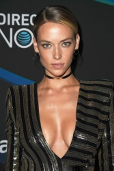 Hannah Ferguson - 2017 DIRECTV NOW Super Saturday Night Concert In Houston 2/4/17