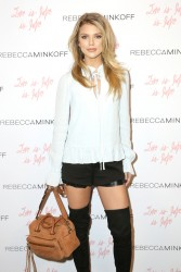 AnnaLynne McCord - Rebecca Minkoff's 'See Now, Buy Now' Fashion Show in LA 2/4/17