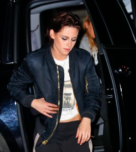 Kristen Stewart - STK For The SNL Afterparty in New York City - February 4th 2017
