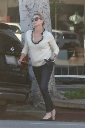 Charlize Theron - Out and about in Hollywood 2/4/17
