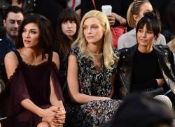Emmanuelle Chriqui - Rebecca Minkoff Fashion Show 2017 in West Hollywood 2/4/17