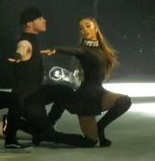 Ariana Grande performs in Las Vegas 2