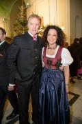 Barbara Wussow 96. Jägerball 2017 Hofburg 5