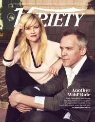 Resse Witherspoon  -   Variety Magazine January 2017.