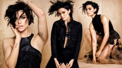 Jaimie Alexander, Jennifer Garner, Lauren Cohan (Wallpapers) 6x