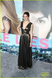 Shailene Woodley - HBO's 'Big Little Lies' Premiere in Hollywood 2/7/17
