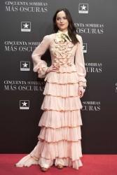 Dakota Johnson - 'Fifty Shades Darker' Premiere in Madrid 2/8/17