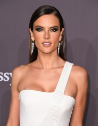 Alessandra Ambrosio - 19th Annual amfAR New York Gala 2/8/17