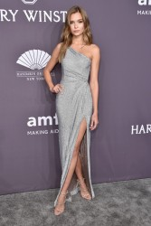 Josephine Skriver - 19th Annual amfAR New York Gala 2/8/17