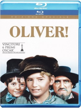 Oliver! (1968) Full Blu-Ray 41Gb AVC ITA DD 5.1 ENG DTS-HD MA 5.1 MULTI