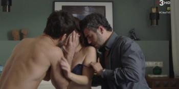 Nackt  Nuria Gago Inma Cuesta