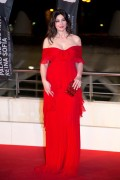 Monica Bellucci  -         ''La Traviata'' Opening Night Valencia Spain February 9th 2017.