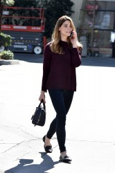 Ashley Greene - Shopping in LA 2/9/17