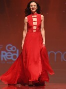 "Juliette Lewis @ ""Go Red for Women"" Fashion Show in NY 