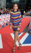 "Alesha Dixon | Arriving @ ""Britain's got Talent"" Auditions in Manchester 