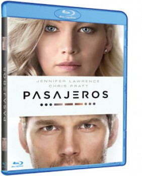 Passenger 2016 solo AUDIO LATINO AC3 5.1 extraido dvd custom