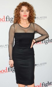 "Bernadette Peters - ""The Good Fight"" Premiere In NYC (2/8/17)"