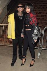 Kylie Jenner - Alexander Wang Fall 2017 Fashion Show in NYC 2/11/17
