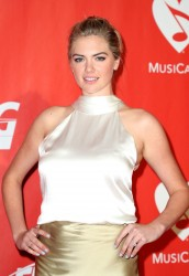 Kate Upton - 59th GRAMMY Awards MusiCares Person of the Year in LA 2/10/17