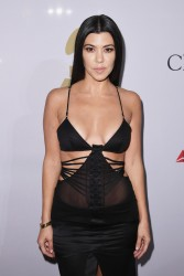 Kourtney Kardashian - 2017 Clive Davis Pre-GRAMMY Gala And Salute to Industry Icons in Beverly Hills 2/11/17