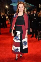 Daisy Ridley - EE British Academy Film Awards in London 2/12/17