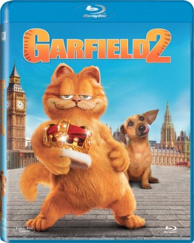 Garfield 2 (2006) Full Blu-Ray 30Gb AVC ITA DTS 5.1 ENG DTS-HD MA 5.1 MULTI