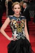 Emily Blunt -      70th Annual EE British Academy Film Awards London February 12th 2017.