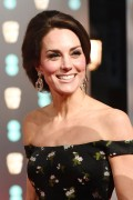 Kate Middleton -                70th Annual EE British Academy Film Awards London February 12th 2017.