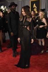 Chrissy Teigen - The 59th Grammy Awards in LA 2/12/17