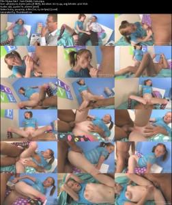 Alyssa Hart - Cum Daddy Cum