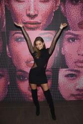 Daniela Lopez Osorio - Maybelline NYFW Welcome Party 2/12/17