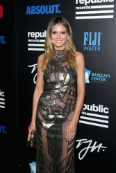 Heidi Klum - Republic Records Grammy After Party in West Hollywood 2/12/17