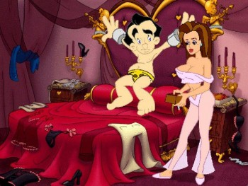 Ларри 7: Секс под парусом / Leisure Suit Larry 7: Love for Sail! (2004) ENG/Multi/License