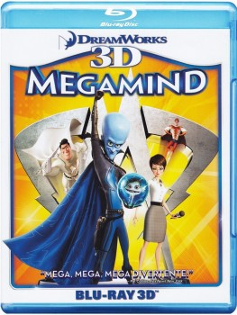 Megamind 3D (2010) Full Blu-Ray 3D 36Gb AVC\MVC ITA DD 5.1 ENG TrueHD 7.1 MULTI