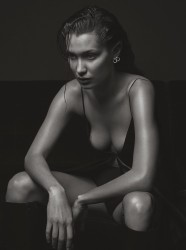 Bella Hadid - V Magazine March 2017