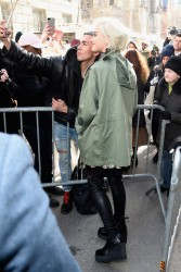 Katy Perry - Marc Jacobs Fall 2017 Fashion Show in NYC 2/16/17
