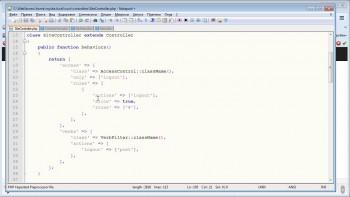 Фреймворк Yii 2.0 с нуля. Пример создания сайта (2015) Видеокурс