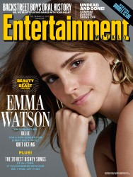 Emma Watson - Entertainment Weekly February/March 2017
