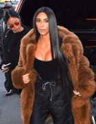 Kim Kardashian - Out in NYC 2/16/17