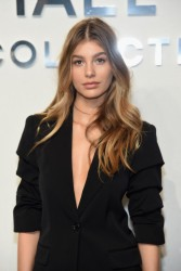 Camila Morrone - Michael Kors Collection Fall 2017 Fashion Show in NYC 2/15/17