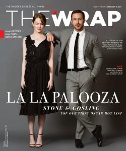 Emma Stone -           The Wrap Magazine February 2017 Tim Palen Photos.