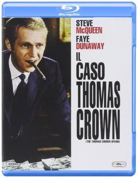 Il caso Thomas Crown (1968) Full Blu-Ray 30Gb AVC ITA DD 2.0 ENG DTS-HD MA 2.0 MULTI