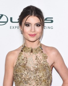 Sami Gayle -               3rd Annual Hollywood Beauty Awards Los Angeles February 19th 2017.
