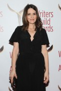 Tina Fey - Writer's Guild Awards in NYC  - 2/19/2017
