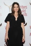 Tina Fey - Writer's Guild Awards in NYC  - 2/19/2017