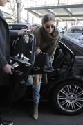 Gigi Hadid - Shopping in Milan 2/21/17