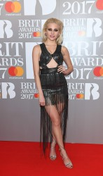 Pixie Lott - BRIT Awards in London 2/22/17