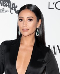 Shay Mitchell  -                Vanity Fair and L'Oreal Paris Toast to Young Hollywood West Hollywood February 21st 2017.