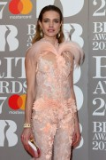 Natalia Vodianova -          The Brit Awards London February 22nd 2017.