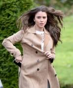 Brooke Vincent 'Coronation Street' on set 4
